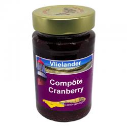 Cranberry Compôte