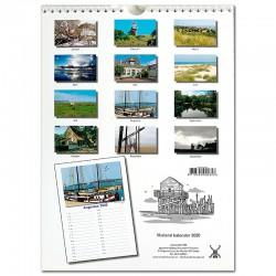 Vlieland Kalender 2020