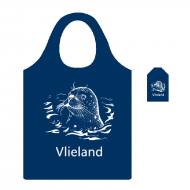Tas Easy Shopper Zeehond Vlieland