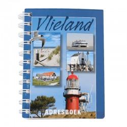 Adresboekje Vlieland