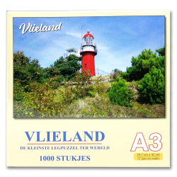 Legpuzzel Vlieland 1000 stukjes