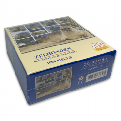 Legpuzzel Zeehonden Compilatie 1000 stukjes