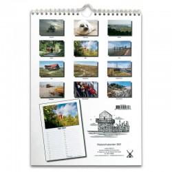 Vlieland Kalender 2021