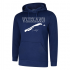 Hooded Sweater Navy Blue Vlieland is calling... and i must go!