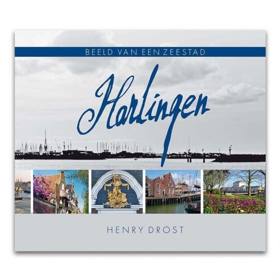 Harlingen - Beeld van een Zeestad