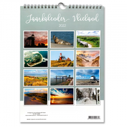 Vlieland Kalender 2022